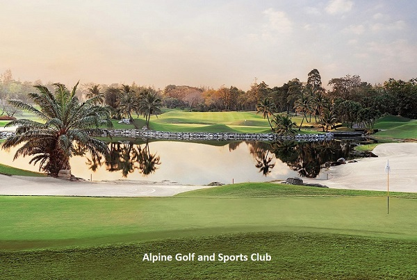 Bangkok's Top Picks Golf - Alpine Golf Club