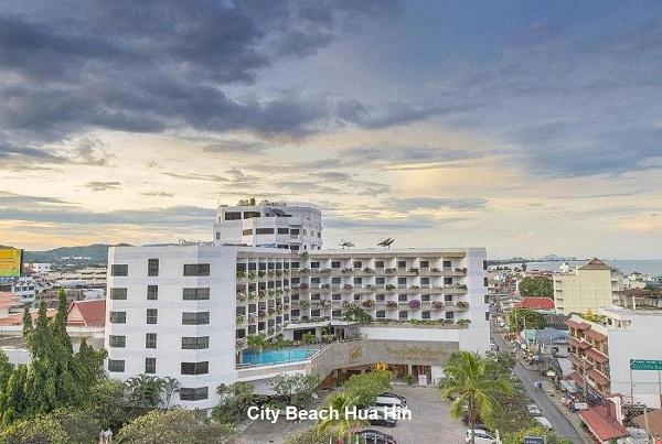 City Beach Hua Hin