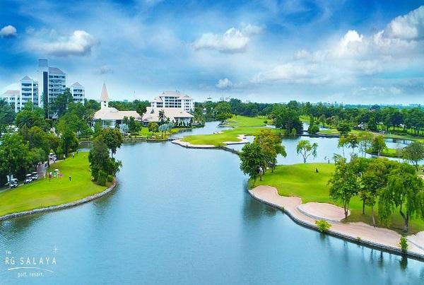 Royal Gems Golf & Sports Club