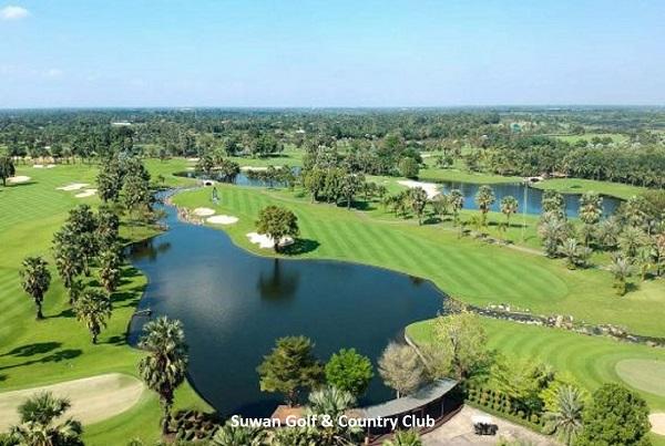 Bangkok's Top Picks Golf - Suwan Golf & Country Club
